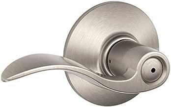schlage bed and bath door handles