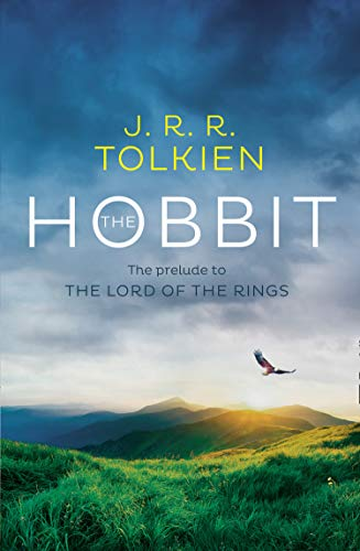 The Hobbit by [J. R. R. Tolkien]