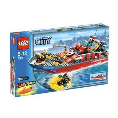LEGO City  7906 - Feuerwehrboot