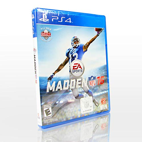 Electronic Arts 73380Madden NFL 16PS4