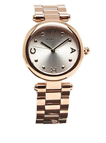 Marc by Marc Jacobs Reloj analogico para Mujer de Cuarzo con Correa en Acero Inoxidable MJ3449