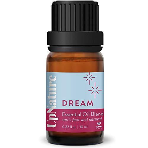 Dream Essential Oils for Sleep - 100% Pure & Potent Essential Oil Sleep Blend - Lavender Chamomile & Citrus - Better Sleep Essential Oil