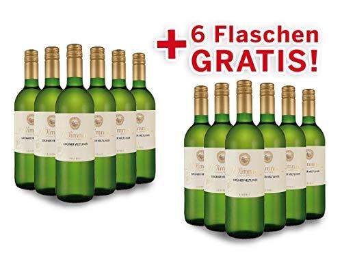 Vorteilspaket 12 für 6 Weingut Wimmer Grüner Veltliner