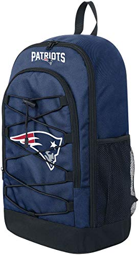 FOCO Backpack NFL Rucksack - Bungee New England Patriots