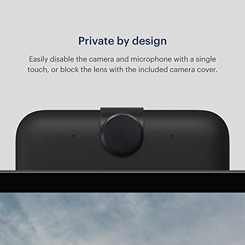 """Product Image 3: Facebook Portal Plus – Smart Video Calling 15.6"""" Touch Screen Display with Alexa – Black"""