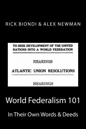 World Federalism 101