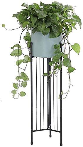 YLongFEI Flower Stand Plant Stand Opslag Planken Smeedijzeren Bloempot Houder Potted Rack Kruidenrek Nordic Shelving Bloempot Home Decor voor Binnen Balkon