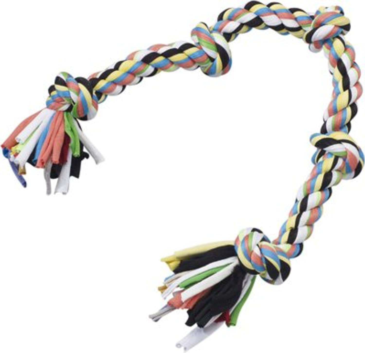 25 5Knot Rope Dog Toy by Ethical Products