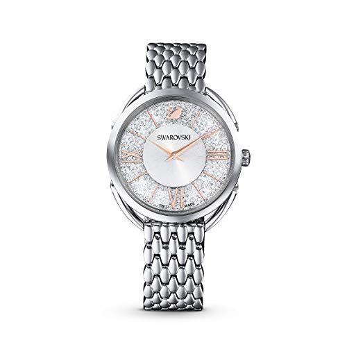 Swarovski Damen-Uhren Analog Quarz One Size Metall 87631796