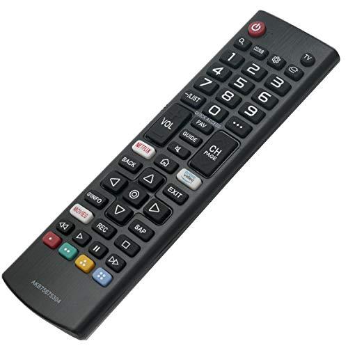 AKB75675304 Remote for LG TV 32LM570BPUA 32LM620BPUA 43LM5700PUA 55UM69