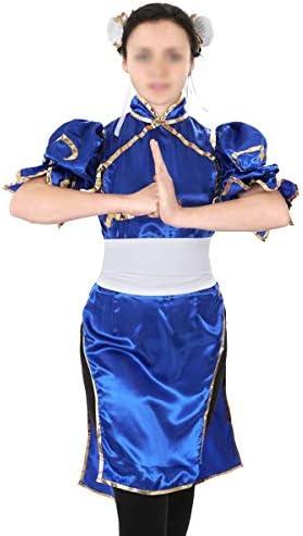Chun li costume kids _image1