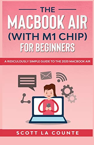 The MacBook Air (With M1 Chip) For Beginners