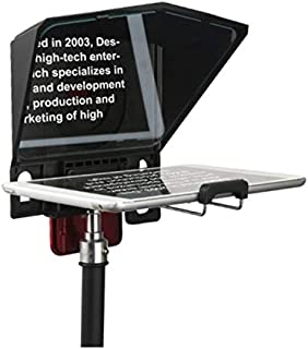 SIZOO - Photo Studio Accessories - Bestview T2 Smartphone Teleprompter for for Sony for Canon for Nikon Camera Photo Studi...