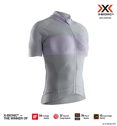 X-Bionic Invent Bike Race Zip Short Sleeve Shirt