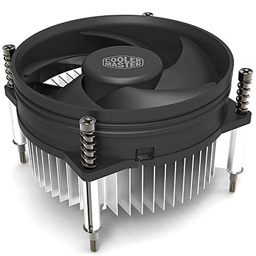 GUOJIAYI Enfriador de CPU con súper Ventilador Push-Down 150C