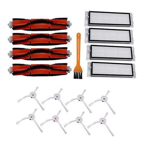 para piezas de aspiradora de repuesto para robot S50 S51 2 kit de accesorios de aspiradora de repuesto