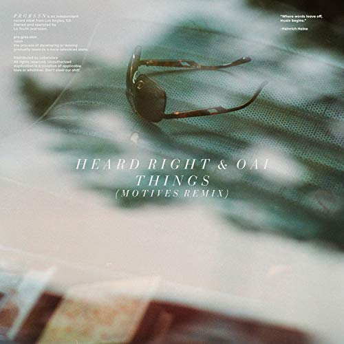 Things (Motives Remix)