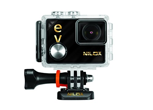 Nilox EVO 4K30 Action Camera, Nero