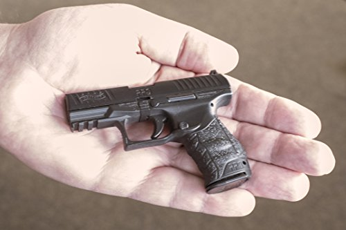 Walther PPQ Pistole Miniaturmodell zerlegbar wie Das Original inkl. Waffenkoffer 2.6900