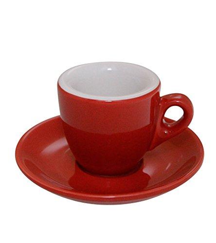 Nuova Point Espresso Tasse Palermo Rot