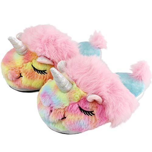 Zapatillas Unicornio Mujer  marca Komyufa
