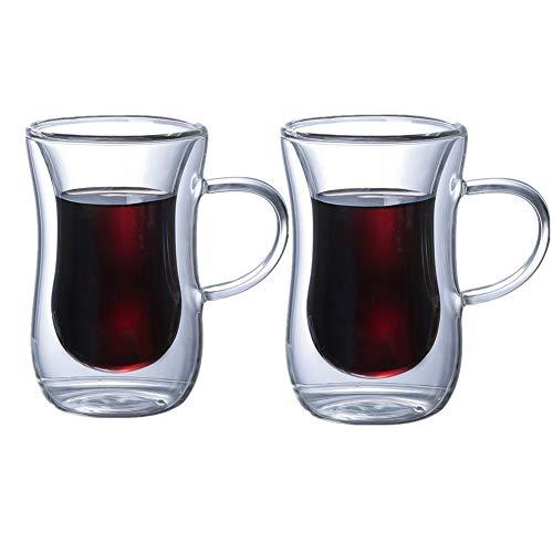 DC CLOUD Teetasse Glas Kaffetasse...