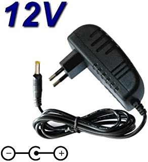 Adaptateur Secteur Alimentation Chargeur 12V pour Lecteur DVD Portable Toshiba SDP75DTWE