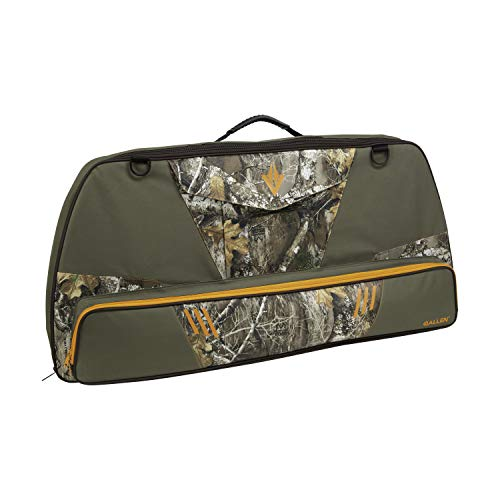 Allen Company Hemlock Compound Bow Case 43 inches - Mossy Oak Break-up Country/Olive
