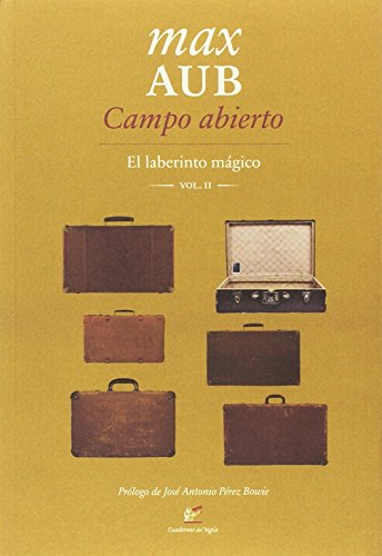 Campo abierto: El laberinto mágico II (Ediciones a la carta)