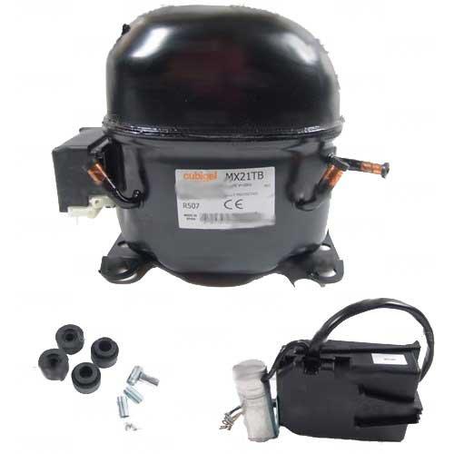Compressore ermetico ACC ZEM Cubigel Huayi Electrolux MX21TB