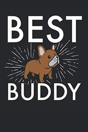 Best Buddy: Wochenplaner Geschenk Notebook Notizbuch Tagebuch  Planner A5 120 Seiten