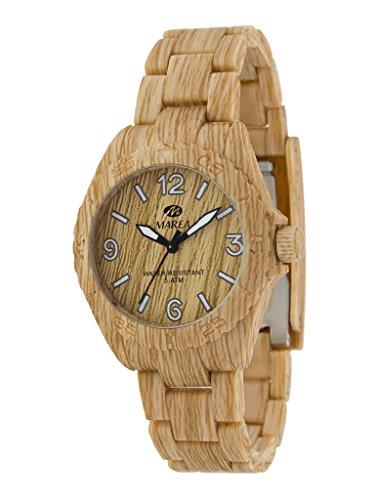 Marea Damen Analog Uhr mit Silikon Armband B35297/1
