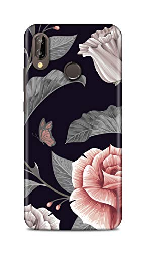 Shengshou Mobile Back Cover for Huawei Honor P20 Lite Pattern ABC890M37264