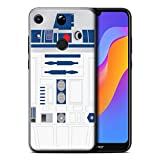 Stuff4 Phone Case for Huawei Honor 8A/Play Astromech Droid