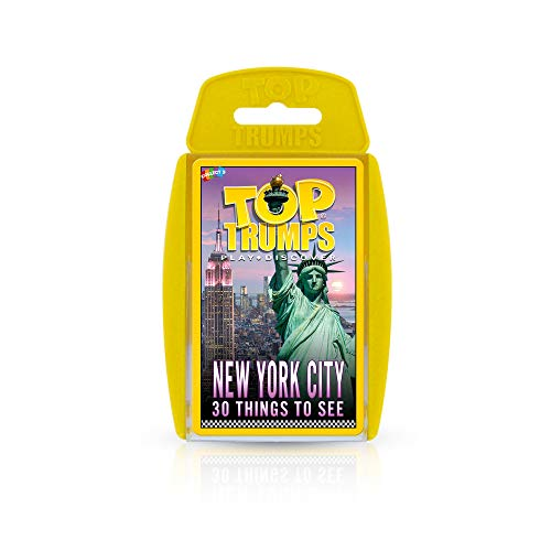 Top Trumps - New York [Toy]