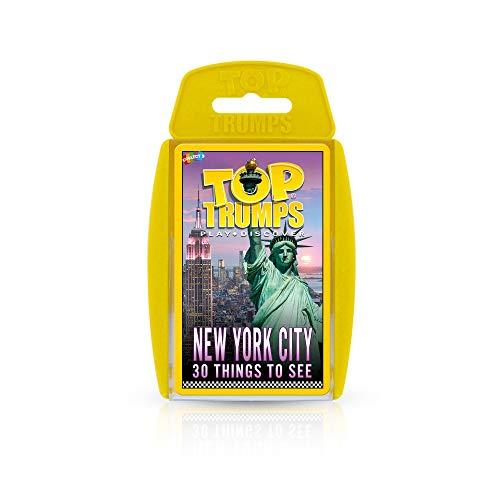 top trumps - New York [Toy]