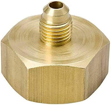 Brass Max 68% OFF Drum Adapter 1 4MF 3 #K1-1NOS NEW x 4FPT