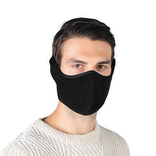 Tweal Invierno Protección Caliente Máscara Anti-frío de Invierno Calentador Máscara...