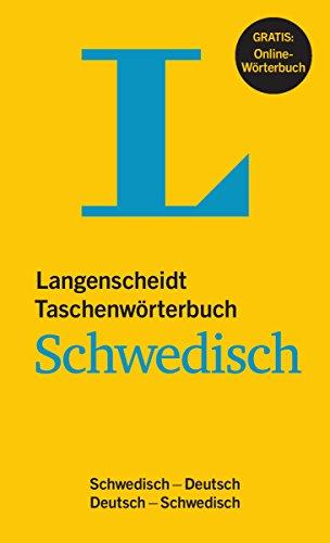 Langenscheidt Taschenwörterbuch Schwedisch - Buch mit Online-Anbindung (Langenscheidt Taschenwörterbücher)