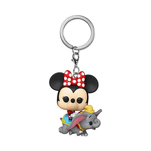 Disney 65th Flying Dumbo with Minnie Pop! Schlüsselanhänger