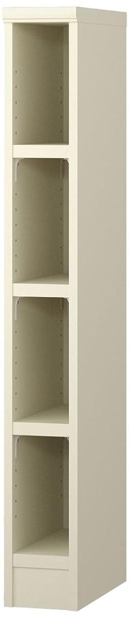 エステート欲望くさび大洋 Shelfit オーダーラック 高さ117cm×幅24cm×奥行40cm ホワイト 棚板2枚追加 NCOT-117024MWHFXX02