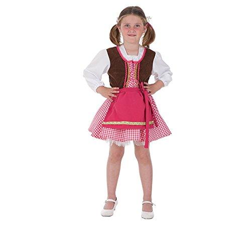Creaciones Llopis Disfraz de Bávara para niña