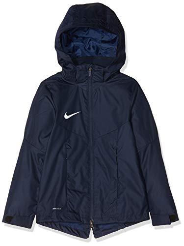 Nike Y Nk Rpl Acdmy 18 Rn Jkt Giacca Sportiva, Bambino, Obsidian/Obsidian/(White), L