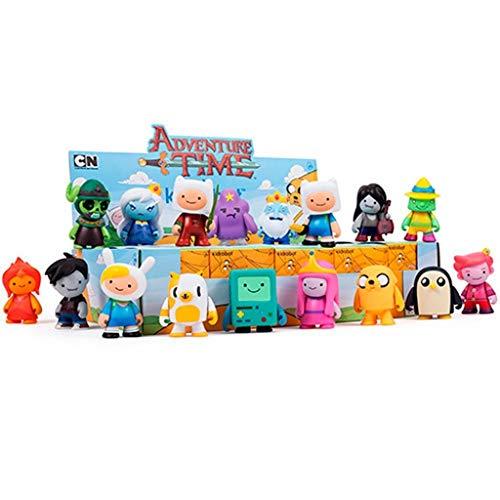 Adventure Time Blind Boxed Vinyl Mini Figure Case of 20 by Kidrobot