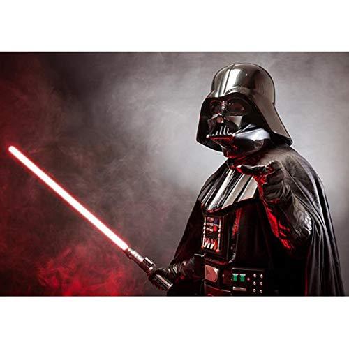 QINGQING Star Wars Darth Vader Jigsaw Puzzle Grandes Juguetes Intelectuales 1000/500/300 Piezas(Size:500)