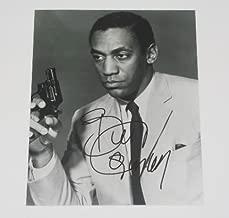 Bill Cosby I Spy Hand Signed Autographed B/W 8x10 Glossy Photo Loa