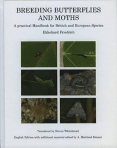 BREEDING BUTTERFLIES & MOTHS -: A Practical Handbook for British and European Species