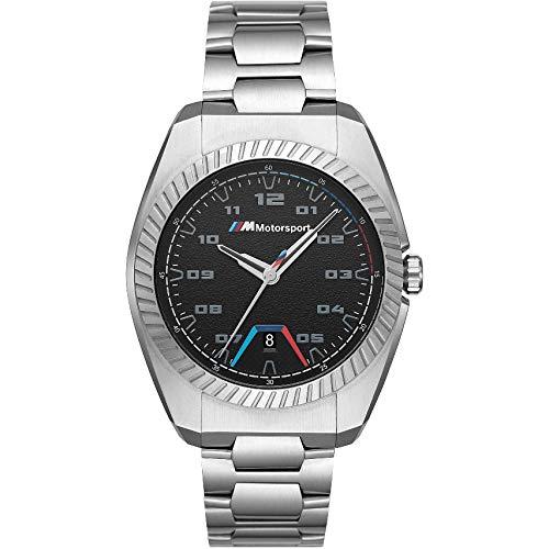 BMW Men\'s Silver Stainless Steel Watch, BMW3000