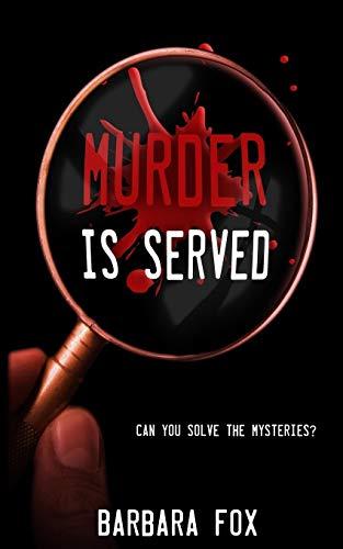 Book: Murder Is Served by Barbara Fox