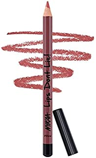Nykaa Lips Don't Lie! Line & Fill Lip Liner 1.14g (Pillow Fight 02)